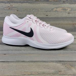 New Nike Women's Revolution 4 Running Shoes Pink